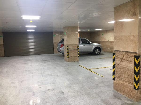 کفپوش پارکینگ